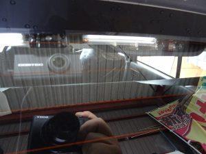 ドライブレコーダー リヤカメラ